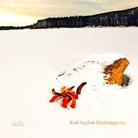 """卡爾.塞格林""""新的歌曲""""LP"""