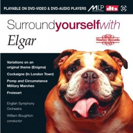Surround yourself with Elgar DVD