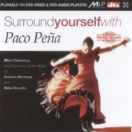 Surround yourself with Paco Pena  DVD