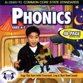 [英語發音基礎教學法 (Phonics)]