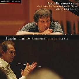 拉赫曼尼諾夫:第2及3鋼琴協奏曲