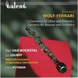 沃爾夫-費拉里的協奏曲作品選