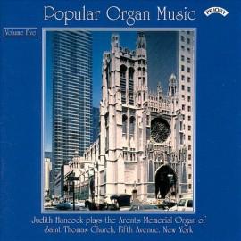 The Organ of St Thomas Church