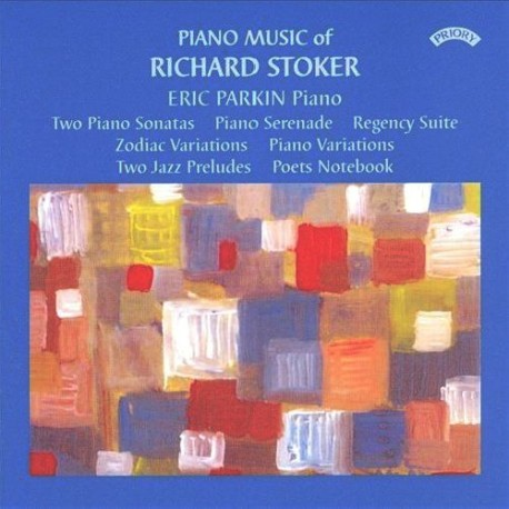 Piano Music of Richard Stoker (b.1938)