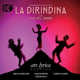 La Dirindina and Pur nel sonno (Blu-ray & CD)