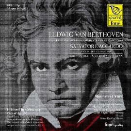 """阿卡多與""""意大利室樂團"""" 貝多芬的協奏曲及浪漫曲LP"""