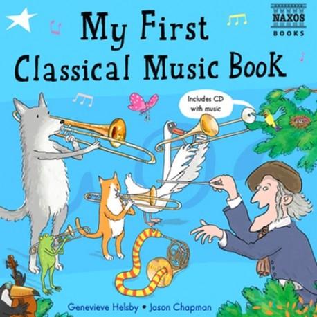 [古典音樂初階(My First Classical Music Book)]
