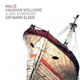 """''哈雷""""錄音系列之[威廉斯/第1交響曲""""海洋交響曲""""]"""