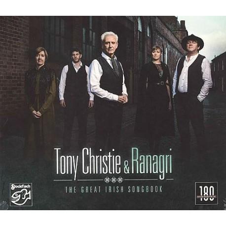 托尼.克里斯蒂與瓦納格[卓越的愛爾蘭歌謠集]黑膠版