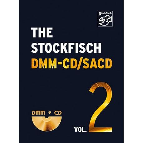 [老虎魚]直刻金屬母盤-CD/SACD,第2輯(Hybrid SACD)