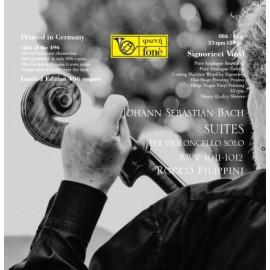 菲力彼尼  [巴哈/大提琴無伴奏組曲BWV1011-1012] LP