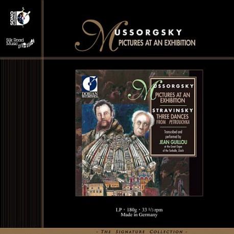 """穆索爾斯基:圖畫展覽會/斯拉特文斯基:來自""""彼特鲁什卡""""三首舞曲"""