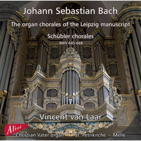 巴赫 [萊比錫手稿之管風琴讚美詩及舒伯勒讚美詩 BWV645-668]