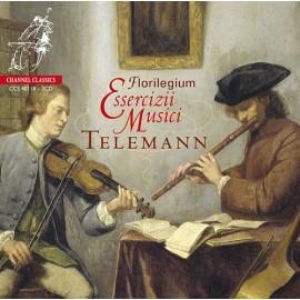泰勒曼 [十二首長笛幻想曲作品BWV1001-1006]