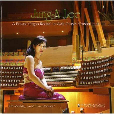 Jung-A-Lee [A Private Organ Recital in Walt]