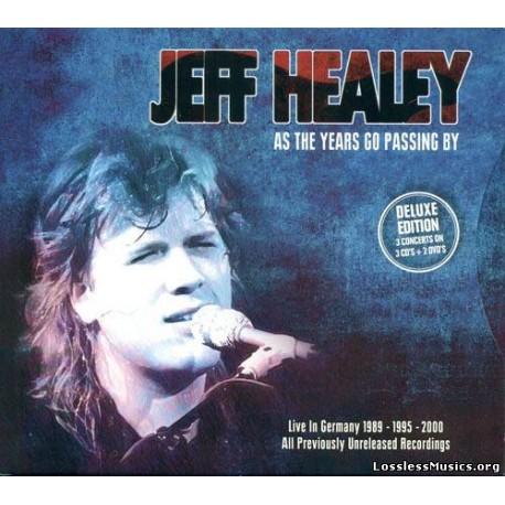 Jeff Healey德國巡迴演唱會套裝