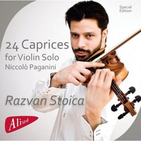帕格尼尼 [24首無伴奏小提琴隨想曲]
