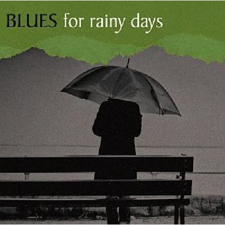 藍的憂鬱系列之[雨天中的藍調]