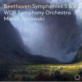 """貝多芬:第五及第六""""田園""""交響曲"""