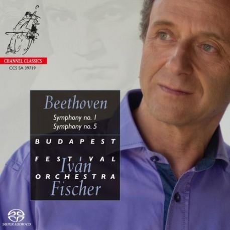貝多芬 [第1及5交響曲]