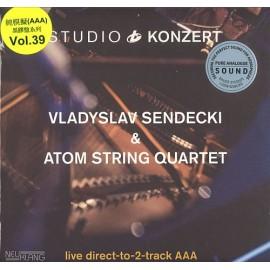 瓦迪斯拉維.桑德斯基與原子弦樂四重奏