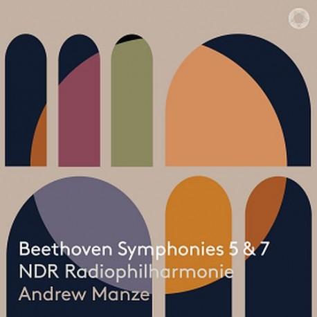 貝多芬:第五及第七交響曲