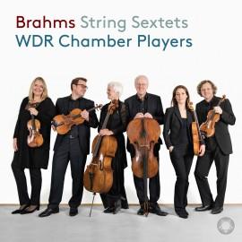 布拉姆斯: 弦樂六重奏作品選