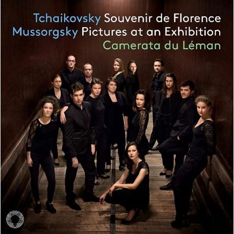 柴科夫斯基:《佛羅倫斯的回憶》及 穆索爾斯基:《圖畫展覽會》