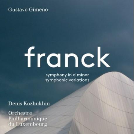 弗朗克:D小調交響曲及交響變奏曲