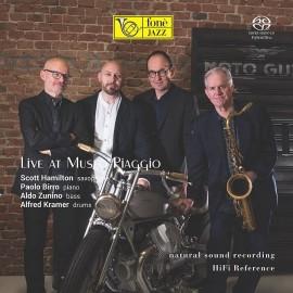 「比亞喬博物館」現場音樂會系列 - 漢彌頓、比亞羅、楚尼諾和克藍瑪