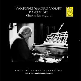 查爾斯.羅西 [莫扎特的鋼琴音樂] LP