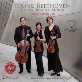 年輕時期的貝多芬作品:第3號C小調弦樂三重奏 LP