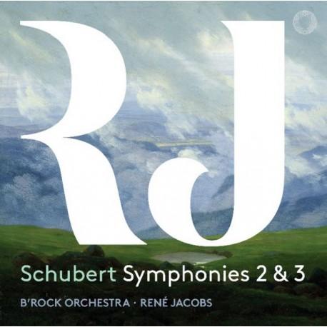 舒伯特:第一及第六交響曲