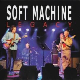 """60年代傳奇組合""""Soft Machine""""2005年重組後首張現場錄音專輯"""