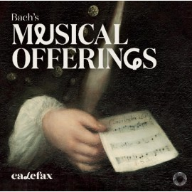 巴赫的音樂奉獻