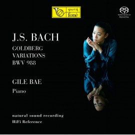 J.S.BACH Goldberg Variations BWV988