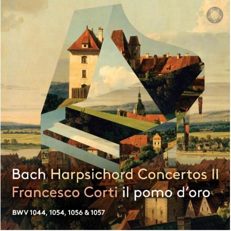 巴哈「古鍵琴協奏曲第二集, BWV1044, 1054, 1056 & 1057)」
