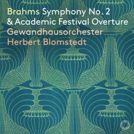 布拉姆斯:第二交響曲及學院節慶序曲