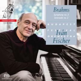 布拉姆斯「第3交響曲、第2號小夜曲」