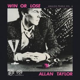 模擬的魅力「黑珍珠」系列第六輯 – 阿倫‧泰勒「赢取或輸掉」