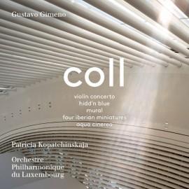 法蘭西斯科‧柯爾「小提琴協奏曲及其他作品選」