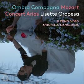 「心靈伴侶」- 莫扎特演唱會的詠嘆調