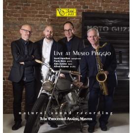 「比亞喬博物館」現場音樂會系列 - 漢彌頓、比亞羅、楚尼諾和克藍瑪 2LP