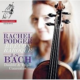 普捷 巴哈/雙及三小提琴協奏曲選
