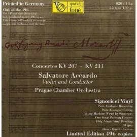 阿卡多/莫扎特的協奏曲—LP
