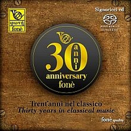 豐力30週年古典特輯SACD