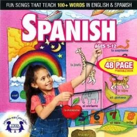 齊來唱遊學西班牙文(Spanish)