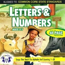 [認識字母與數字 (Letters & Numbers)]