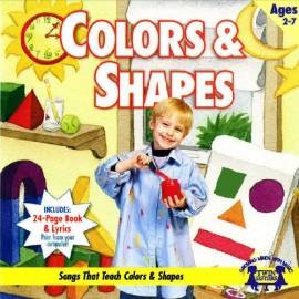 [識別色彩與形狀 (Colors & Shapes)]