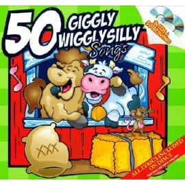 50 Giggly Wiggly Silly Songs